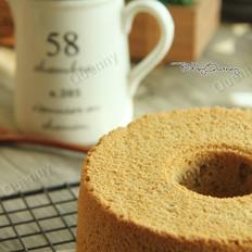 咖啡乳酪戚风蛋糕