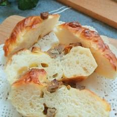 牛肉肠面包卷的做法