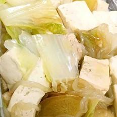 大白菜猪肉炖粉条