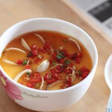 小厨蛤蜊基围虾蛋羹