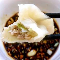 大白菜猪肉饺子