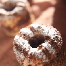 巧克力可可面包
