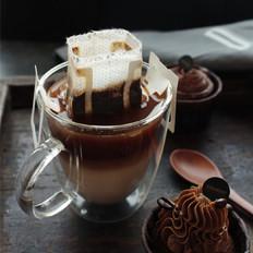 挂耳咖啡做的鸳鸯奶茶,才配的上十里春风