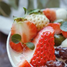 抹茶蜜豆小丸子,在你心里种下一个春天。