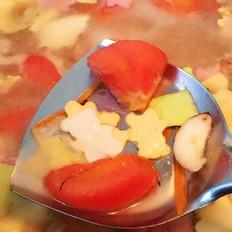西红柿蔬果面