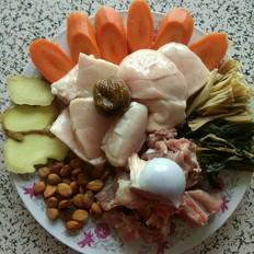 南北杏菜干煲猪肺