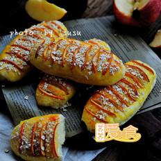 奶酪苹果包