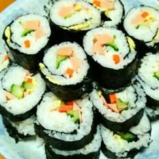大众寿司卷