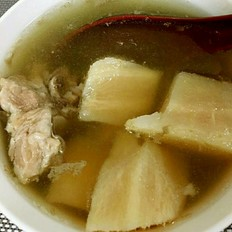 粉葛猪骨汤