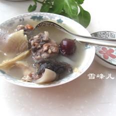 甲鱼母鸡汤