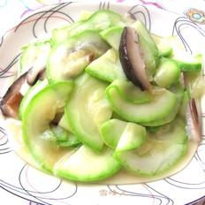 香菇西葫芦