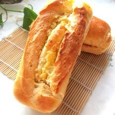 椰蓉手撕面包