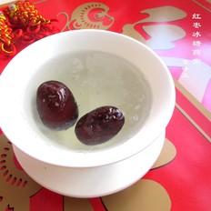红枣冰糖燕窝