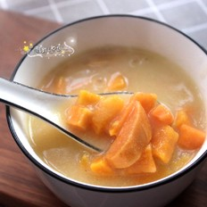 地瓜玉米粥