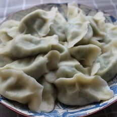 韭菜扇贝饺子的做法