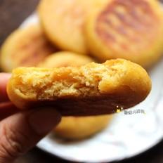地瓜玉米饼