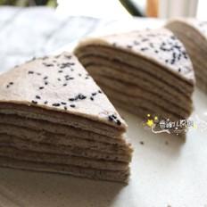千层荞麦饼