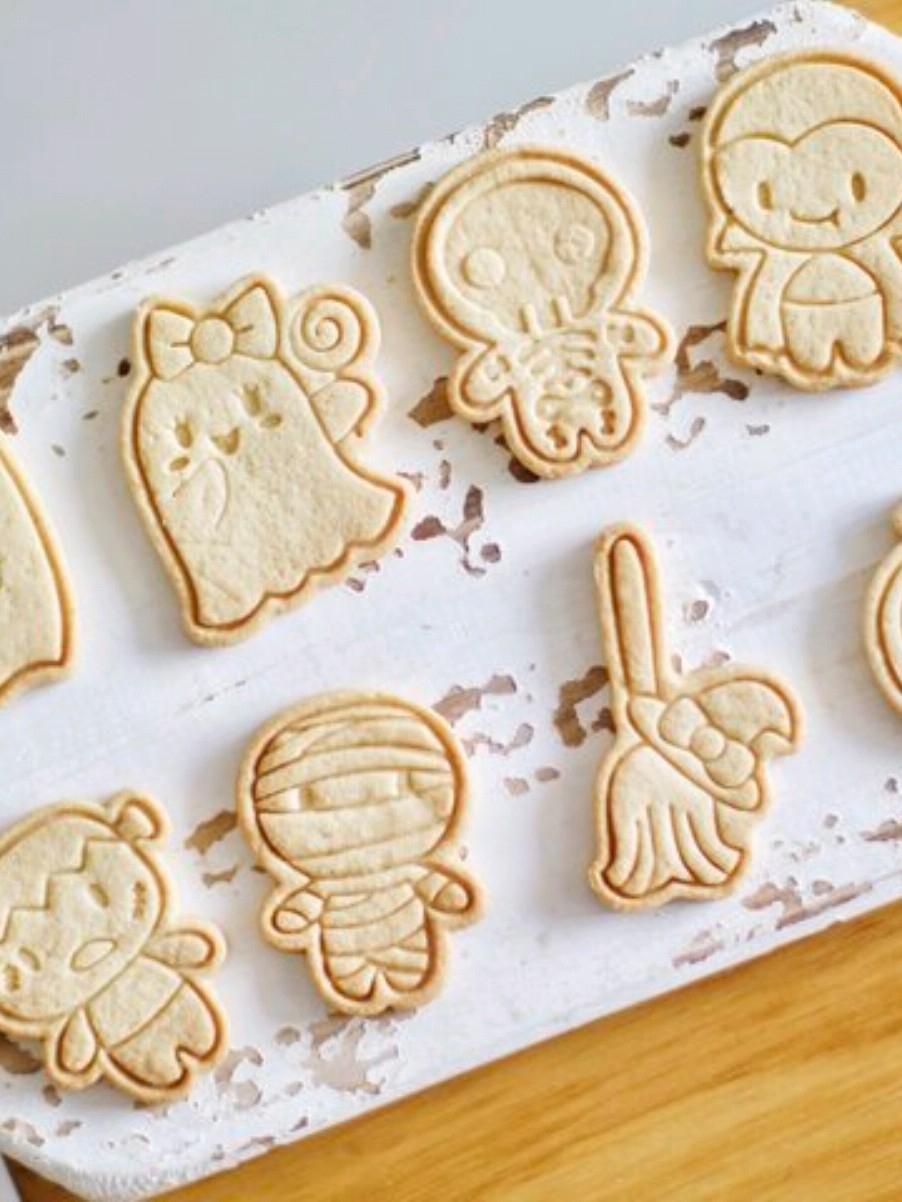 小朋友喜欢—小饼干的做法