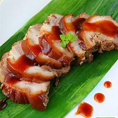 蜜汁粽香冰蹄