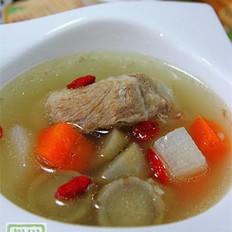 牛蒡山药排骨汤的做法大全