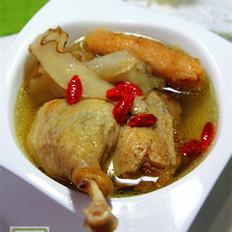 玉竹沙参炖老鸭