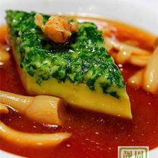 翡翠鸡蛋豆腐