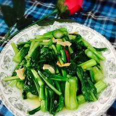 油渣油菜苔