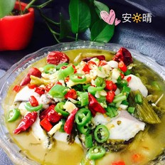酸菜魚的做法