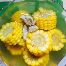 猪肉玉米汤