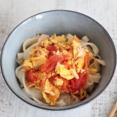 西红柿鸡蛋手擀面