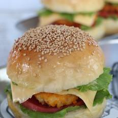 自制汉堡的做法