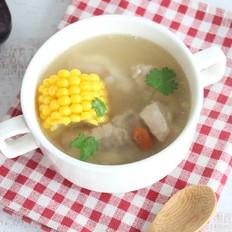 鲜美好喝的玉米排骨汤