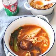 茄汁豆腐汤