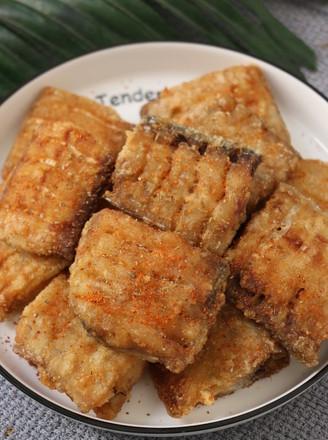 干煎带鱼的做法