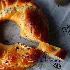 南瓜面包圈