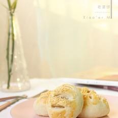 椰香老婆饼