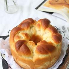 老式面包圈,软呼呼的的做法