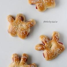 爪子小面包(宵种法)