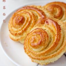 千层椰蓉面包