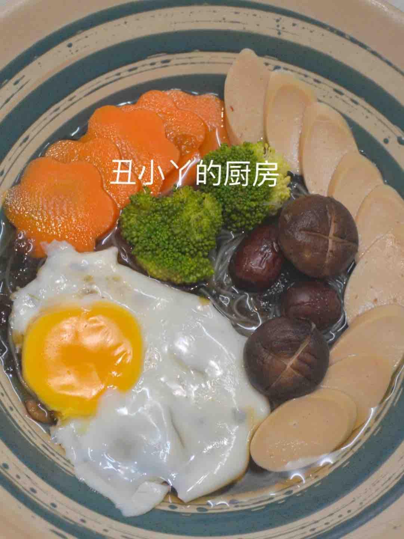 紫菜清汤米粉|4块钱一碗