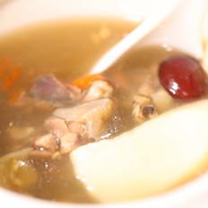 健脾胃水鱼汤