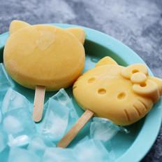 最简单 酸奶水果冰棍
