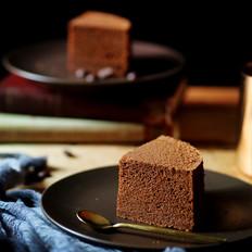 蛋糕蒸一蒸就这么松软