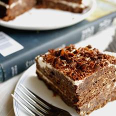 简易巧克力蛋糕