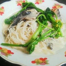 鱼头煮米粉
