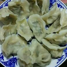 小白菜猪肉香菇馅水饺