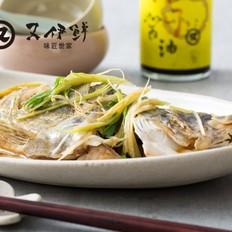 柚子酱油菜谱——清蒸桂鱼