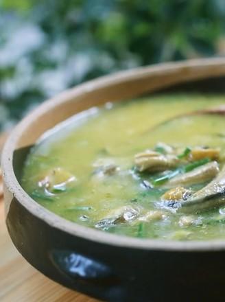 活血消瘤的桃红鳝鱼汤的做法