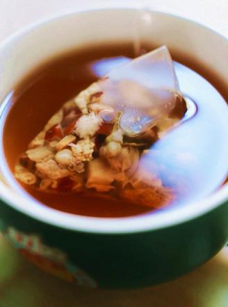疏肝解郁茶的做法