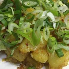 简易版健康麻辣土豆块
